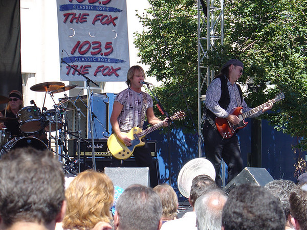 Foghat  Denver CO - Sept 2005
