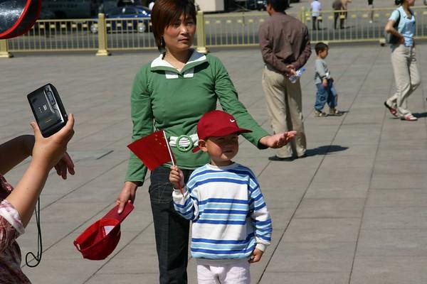 China May 2005